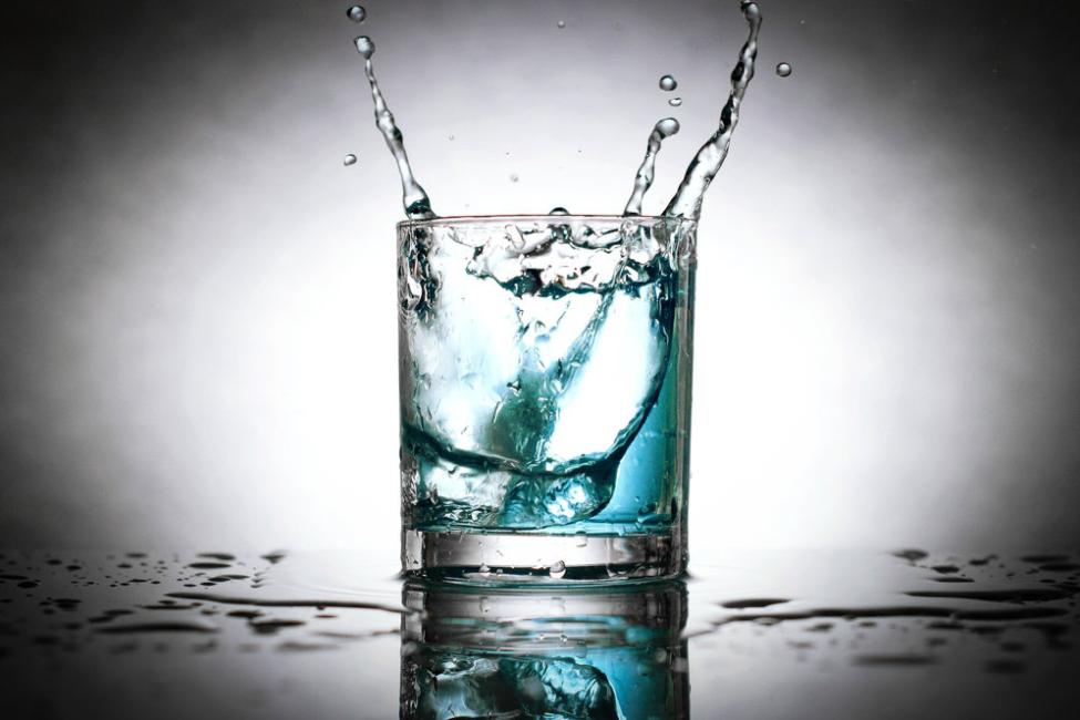 Σαμαρίνα, φυσικό Μεταλλικό νερό πηγής
