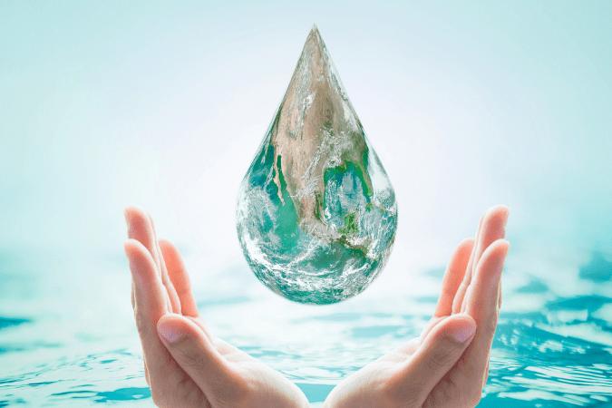 οικονομία στο νερό