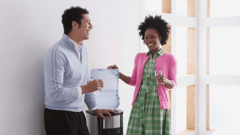 Ψύκτες νερού Oasis - Αυτό που σας αξίζει