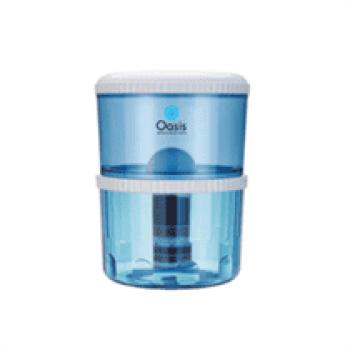 Φιάλη Νερού με Φίλτρο Oasis για Μετατροπή Ψύκτη Φιάλης σε Βρύσης