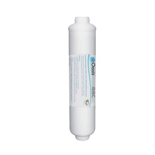 Φίλτρο Νερού για Ψύκτη Ενεργού Άνθρακα Κοκοφοίνικα | OASIS Inline GAC