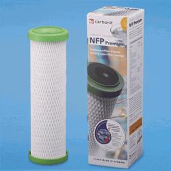 Φίλτρο Νερού Ενεργού Συμπαγούς Άνθρακα 0,45 microns | NFP Premium