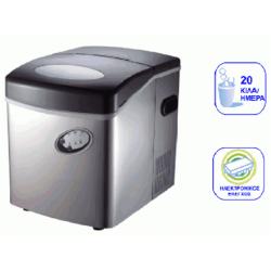 Παγομηχανή πάγκου INOX 20kg