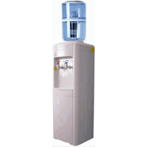 Μεταχειρισμένος ψύκτης νερού βρύσης με φιάλη με φίλτρο