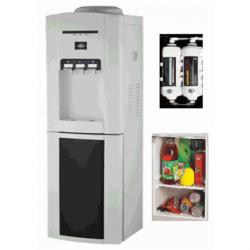 Ψύκτης νερού δικτύου με ψυγείο & φίλτρα νερού OASIS 58LB-D