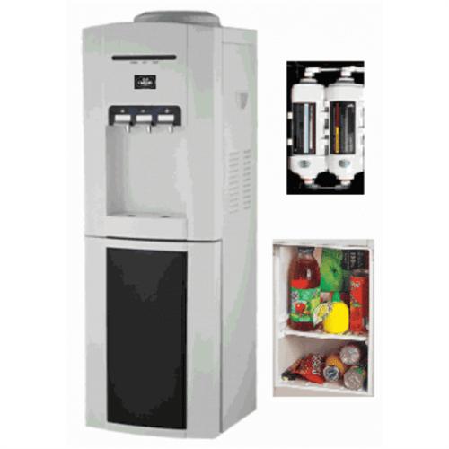 Δωρεάν Ενοικίαση - Χρησιδάνειο σε Ψύκτες Νερού Δικτύου με Ψυγείο | OASIS RENT-6