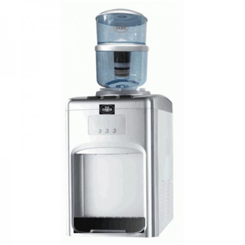 Ψύκτης Νερού Βρύσης Άνω Πάγκου με Φίλτρο | Oasis Silver Desktop 56TB-FF