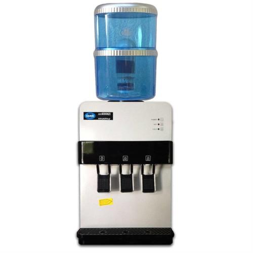 Επιτραπέζιος Ψύκτης Νερού Βρύσης με Φίλτρο | Oasis Desktop Cooler - 30TBS-FF