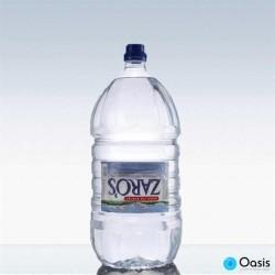 Εμφιαλωμένο Φυσικό Μεταλλικό Νερό Ζαρός, Φιάλες 10 Λίτρων για Ψύκτες