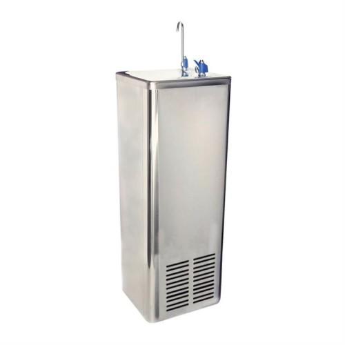 Επαγγελματικός Ψύκτης Νερού Δικτύου Ανοξείδωτος | OASIS Β-250 Inox