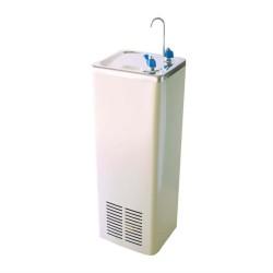 Ψύκτης Νερού Δικτύου Δαπέδου Κλασικός Λευκός Β-350