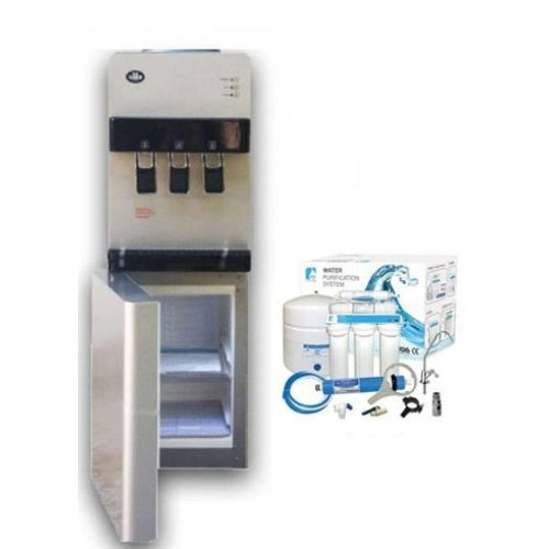Ψύκτες νερού δικτύου ψυγείο & όσμωση 6 σταδίων 30LB DFRO6