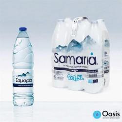 ΣΑΜΑΡΙΑ εμφιαλωμένο νερό μπουκάλι 1,5 λίτρο