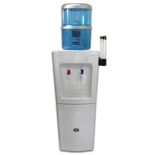 Ψύκτης νερού βρύσης με ψυγείο και φιάλη φίλτρου 50LB