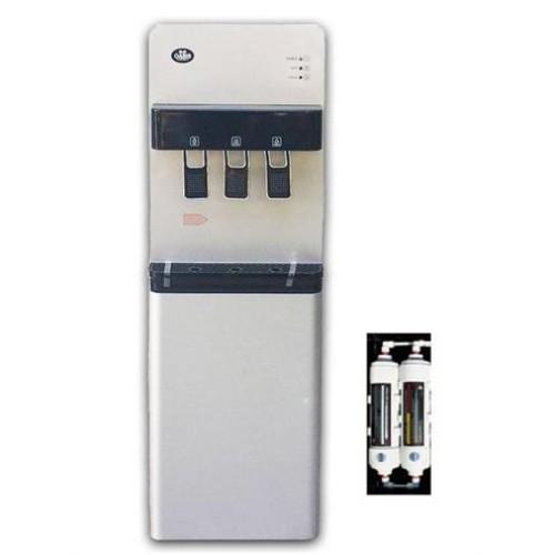 Επιδαπέδιος Ασημένιος Θερμοψύκτης Νερού Δικτύου με Φίλτρο | Oasis 30LBS-D
