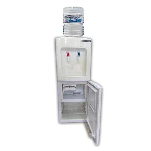 Ψύκτης νερού με φιάλη εμφιαλωμένου & ψυγείο 50LBK