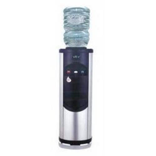 Μεταχειρισμένος ψύκτης νερού με μπουκάλα & 3 βρυσάκια Inox 3