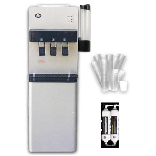 Ψύκτης Νερού με Φίλτρο - Δικτύου με Ποτηροθήκη & Κυπελλάκια | 30SBD-Complete