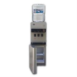Ψύκτης Ψυγείο Φιάλης Εμφιαλωμένου Νερού | Oasis Deluxe Silver - 30LBSF-E